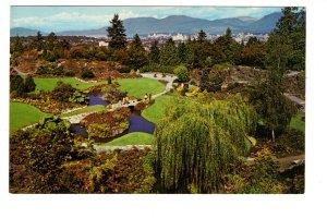 Rock Gardens, Queen Elizabeth Park, Vancouver, British Columbia