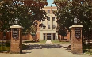 Salisbury Maryland~Peninsula General Hospital~1950s Postcard