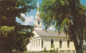 Federated Church of Castleton, Vermont, 40-60s