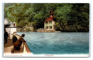Postcard Tellskapelle - Chapel in Seelisberg, Switzerland G63