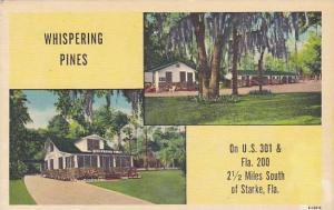2-Views, Whispering Pines, Starke, Florida, 30-40s