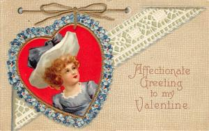 International Art Publishing Company Valentines Day 1911