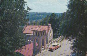 Arkansas Eureka Springs St Elizabeth's Church
