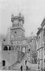 Portugal Cintra Castillo da Pena (Capella) chapel dom Sintra Castelo castle