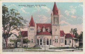 NEW BERN , North Carolina, PU-1921; Methodist Episcopal Church South