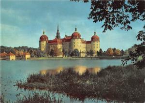 GG6143 barockmuseum schloss moritzburg bei dresden   germany
