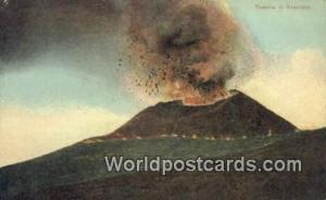 Vesuvio, Italy, Italia Eruzione  Eruzione