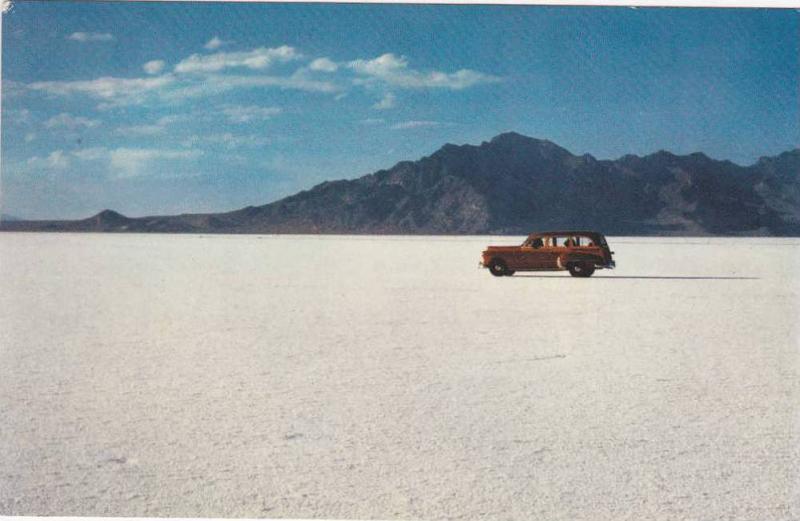 Booneville Salt Flats The Great Salt Desert In Western Utah 40 60s