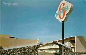 CA, Fresno, California, Motel 6, No. 100124