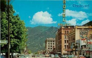 MT, Missoula, Montana, Broadway, Dexter No. 25072-B