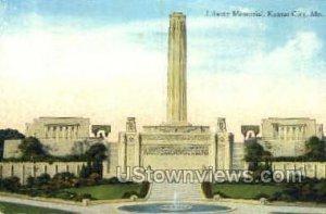 Liberty Memorial in Kansas City, Missouri