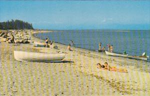 Canada Saratoga Beach Vancouver Island British Columbia