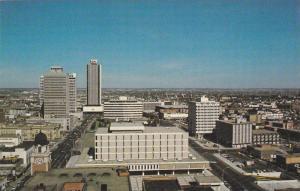 Downtown Civic Complex , EDMONTON , Alberta, Canada , 40-60s