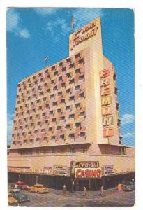 Exterior, Fremont Hotel and Casino, Downtown, Las Vegas,  Nevada, 40-60s