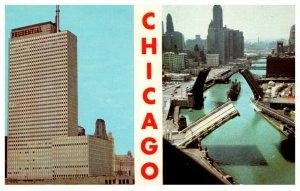 Illinois  Chicago  Engineering Wonders LARGE LETTER