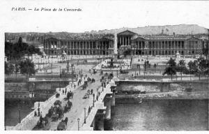 France Paris La Place de la Concorde 01.51