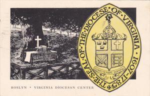 Roslyn - Virginia Diocesan Center , PU-1952 ; Richmond