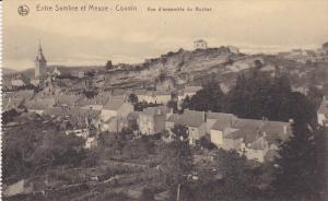 COUVIN, Belgium, 1900-1910´s; Vue D'Ensemble Du Rocher, Entre Sambre Et Meuse