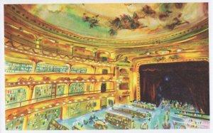 El Ateneo Grand Splendid Buenos Aires Argentina Book Shop Postcard