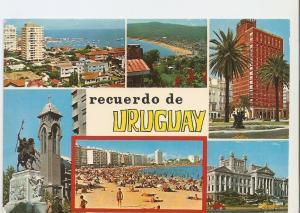 Postal 031771 : Uruguay