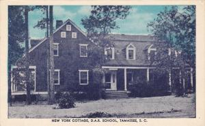 New York Cottage, D. A. R. School, Tamassee, South Carolina, 10-20s