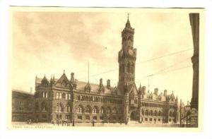 Town Hall , Bradford , England, 00-10s