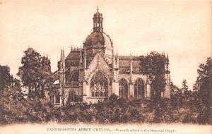Farnborough Abbey Church United Kingdom, Great Britain, England Unused