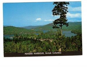 Pender Harbour, British Columbia,