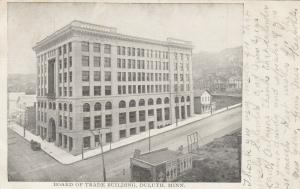 DULUTH , Minnesota, PU-1908 ; Board of Trade Building