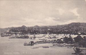 Harbour , Castreies , ST. LUCIA , 00-10s