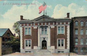 BRIDGEPORT , Connecticut , PU-1911 ; B.P.O.E. Building