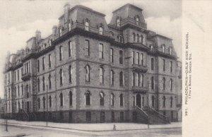 PHILADELPHIA, Pennsylvania, 1901-1907s; Girls' High School