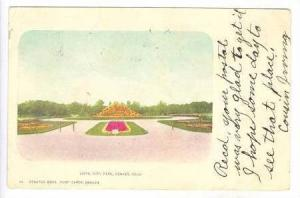 The Vista, City Park, Denver, Colorado, PU-1905