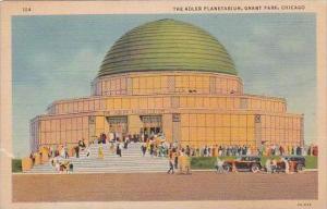 Illinois Chicago The Adler Planetarium Grant Park