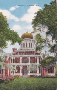 Mississippi Natchez Longwood 1969