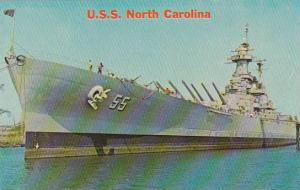 U S S North Carolina Battleship Memorial Wilmington North Carolina