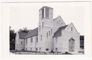 RP: ROLLA , North Dakota , 30-40s ; First Presbyterian Church