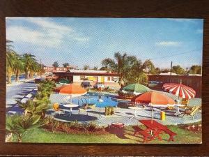 Desert Motel, 432 W. Main St., Brawley, CA 1950s Cars