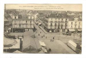 General View, On The Side Of Rue De La Paix, Saint-Nazaire (Loire-Atlantique)...