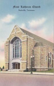 Tennessee Nashville First Lutheran Church