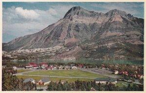 Waterton Park Townsite , Alberta , Canada 1930-40s