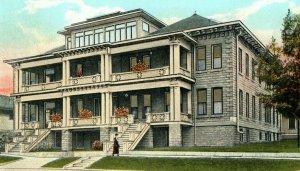 Vintage General Hospital, Pocatello, Idaho. P163