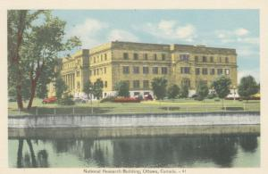 OTTAWA , Ontario, Canada,1930s ; National Research Building