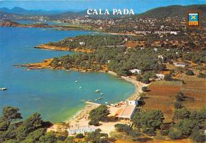 Spain Ibiza Isla Blanca, Santa Eulalia del Rio Playa Cala Pada Beach