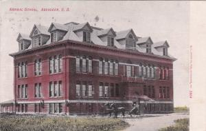ABERDEEN, South Dakota, PU-1908; Normal School