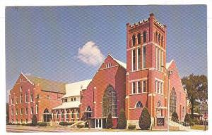 Presbyterian Church, Choffeyville, Kansas, 40-60s