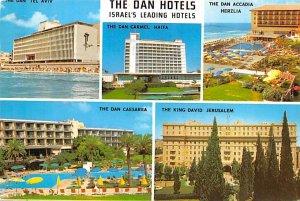 Dan Tel Aviv, Dan Accadia, The Dan Hotels Israel 1979