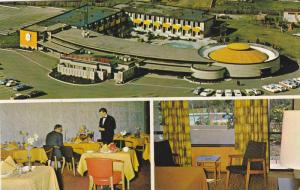Vancouver Airport Inn , VANCOUVER , B.C. , Canada, 40-60s