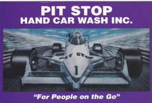 PIT STOP Hand Car Wash Inc. , Vancouver , B.C. 60-80s