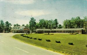 Laurel Lodge Motel & Restaurant , LONDON , Kentucky , PU-1967
